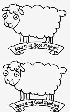 The Good Shepherd  Happy Hearts Bible Study
